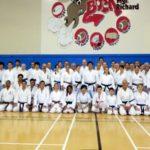 Camp d'automne avec Murakami sensei, directeur technique de la Shotokan Karate International: 30 novembre, 1 er décembre 2013