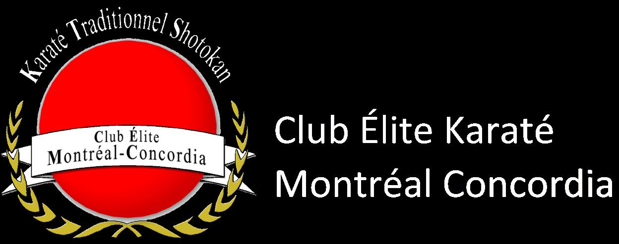 Club Élite Karaté Montréal Concordia